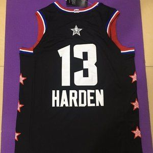 NEW NBA Nike Houston Rockets James Harden Jersey